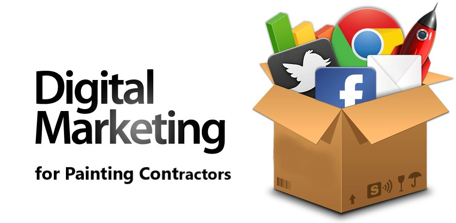 Digital Marketing for Painting Contractors